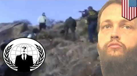 Anonymous threatens cyberattack on Albuquerque Police Department for shooting and killing homeless man