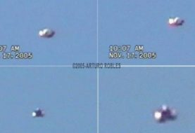 Mysterious UFO Photos Found in Documents Leaked by Snowden