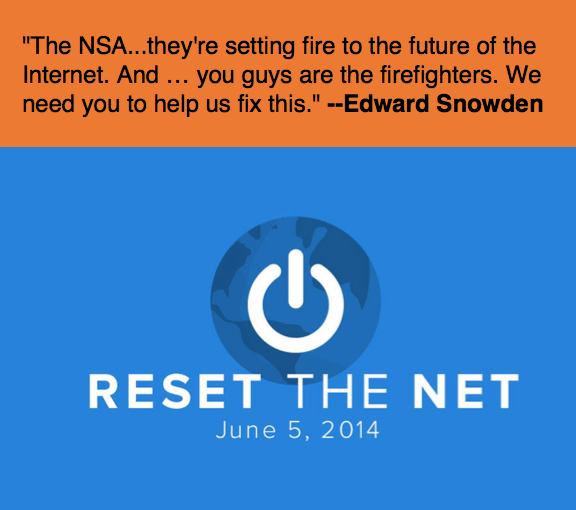 "Ed Snowden at SXSW: They're ""setting fire to the future of the Internet"""