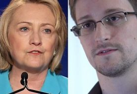 Edward Snowden's Leaks Helped Terrorists: Hillary Clinton