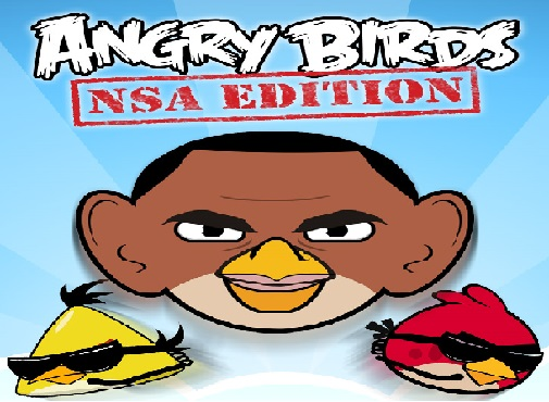 How ANGRY BIRDS Game App is Sharing Your Personal Data with NSA: Proved by Researchers