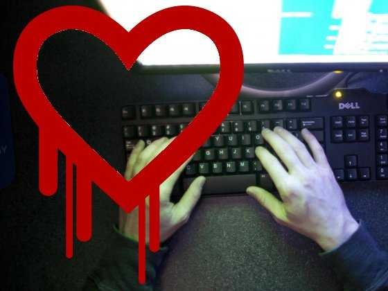 Your email Password, Credit Card at Risk—Web Encryption Compromised by 'Heart Bleed' Bug