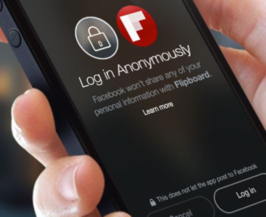 Facebook Introduces Anonymous Login App to Tackle Privacy Concerns