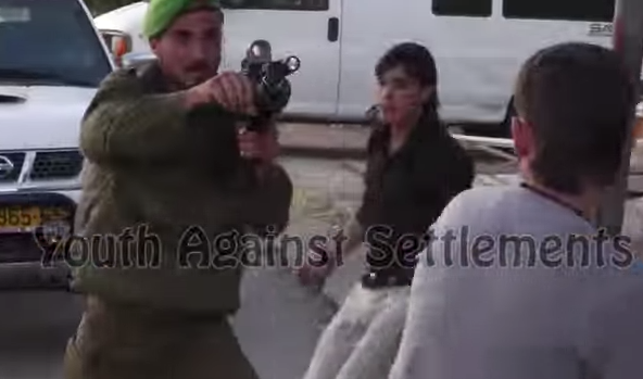 Suspended Israeli soldier gets '60,000 Facebook likes' for aiming at Palestinian teen