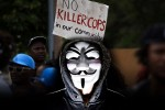#OpFerguson: Anonymous Calls For 'National Day Of Rage' against Mike Brown Shooting