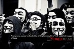 Solidarity with GAZA: Anonymous supporter hacks City of Binghamton, New York domain