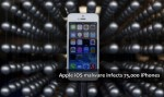 New Malware in Apple iOS Infects 75,000 iPhones