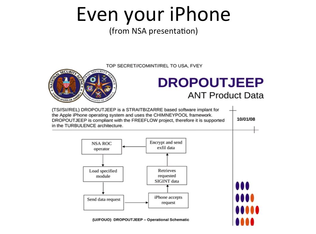 NSA-App