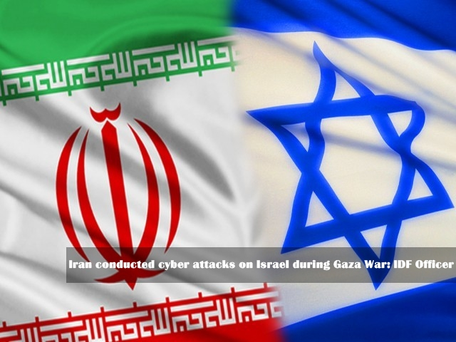 idf-officer-blames-iran-for-conducting-cyber-attacks-during-gaza-bombings