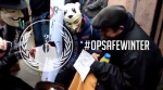 Help The Poor, Help The Homeless: Anonymous Relaunches OpSafeWinter