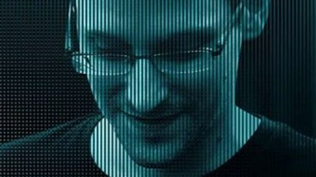 The cover of Citizenfour, a new documentary from filmmaker Laura Poitras about Edward Snowden