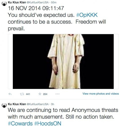 anonymous-announces-opkkk-hacks-ku-klux-klan-twitter-account-over-ferguson-threats