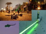 Five Years Jail Time For Man Who Pointed Laser Beam at Police Helicopter.