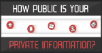One Simple Presentation Shows How Public Is Your Private Information.