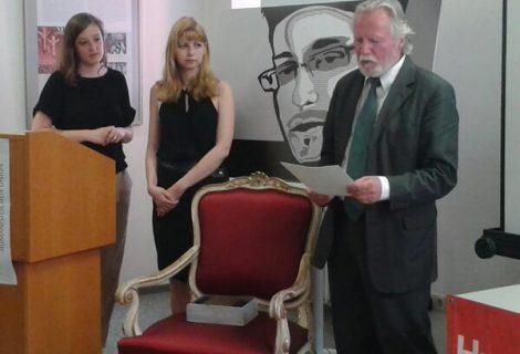 Snowden receives German Fritz Bauer award for exposing NSA Surveillance