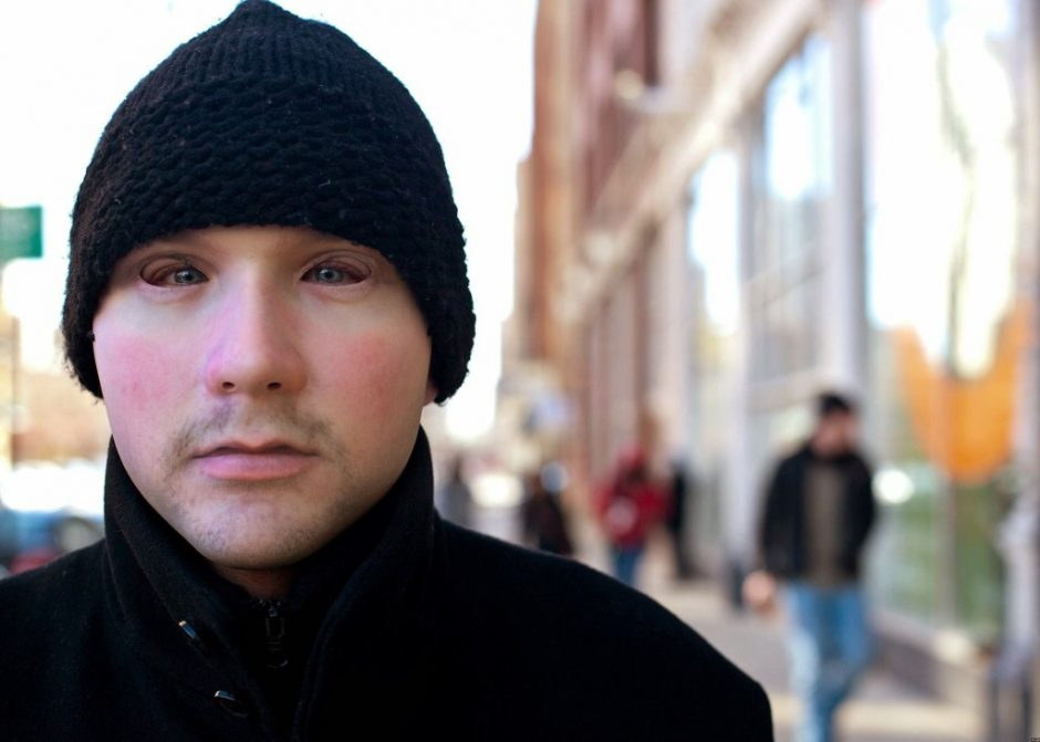 Anti-surveillance mask enables you to pass as someone else