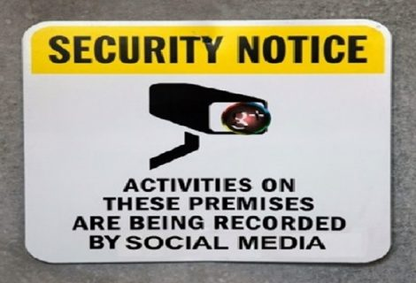 Cops scan social media to help access your 'threat rating': Reuters