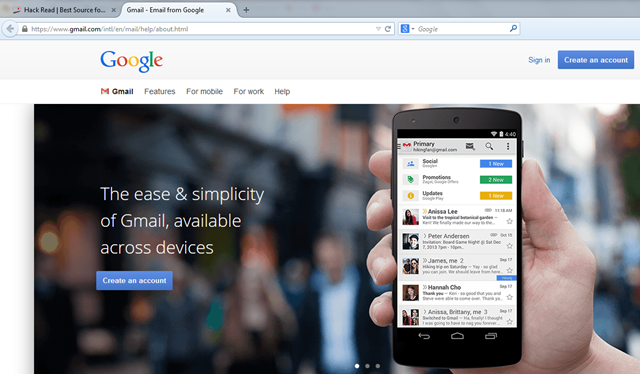 How Gmail ID Can Be Hacked Despite Having Google's Two-Factor Authentication On