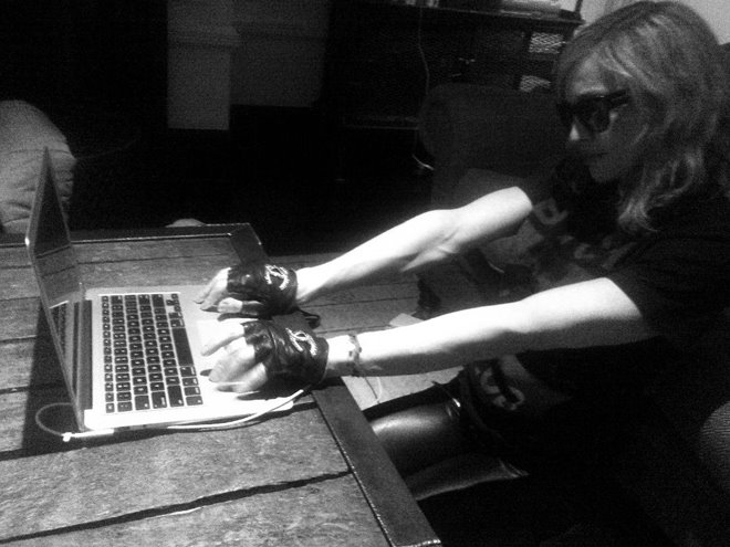 Israeli man arrested for hacking Madonna' PC, selling songs online