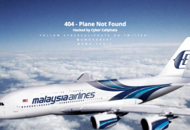 Malaysian Airlines Website Hacked by ISIS' Cyber Caliphate Hackers