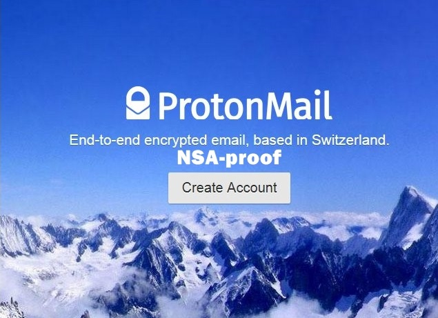 'NSA-Proof' Email Service 'ProtonMail' by Harvard and MIT Students becomes massive success