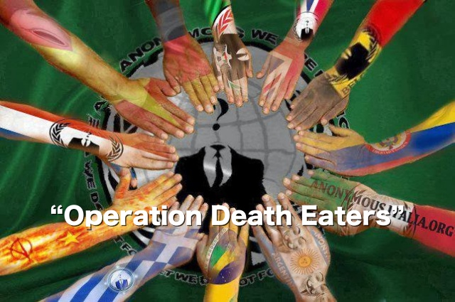 OpDeathEaters: Anonymous Gearing up to Expose Global Pedophile Networks