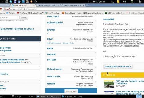 #OpWorldCup: Anonymous Hacks Brazilian Govt, Police, Court & Globo TV