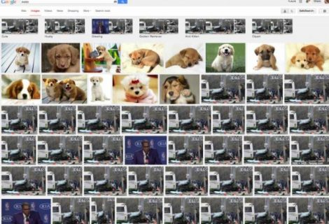 Google Image Search Hacked? Search results filled with Russian car crash images