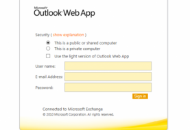 Russian Spear-Fishing Website Hosts Outlook Web App Phishing Page