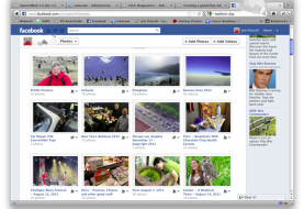 A Bug can remove all your Facebook Photos within no time