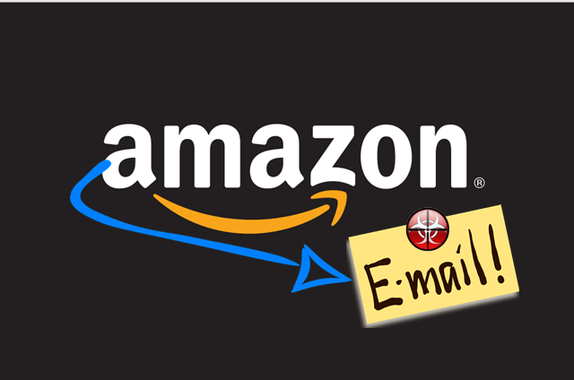 Amazon 'Order Details' Email Delivers Malware