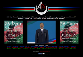Azerbaijani hackers hack Armenian President and Ministry websites