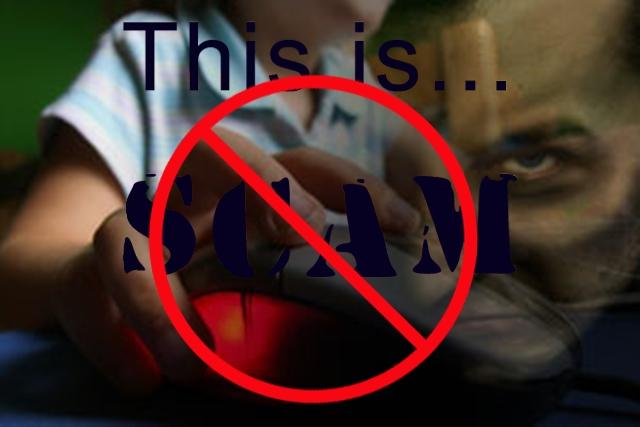 """Child Predator Alert"": A Fake Email Leading to Malware"