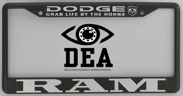 DEA Making Huge Photo Database of Country's Drivers, vehicles' number plates
