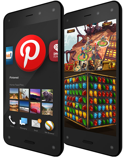 Amazon Fire Phone: An Amazing Smartphone (Specifications)