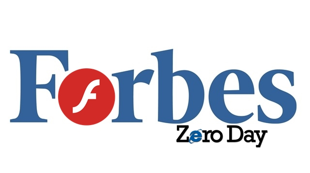 Hackers target Forbes visitors through chained Flash and IE Zero-days vulnerabilities