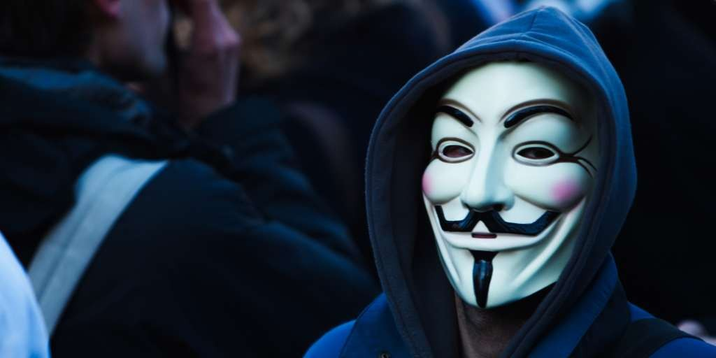 'Hoodie Bill': New law against masks aimed at Anonymous, say members
