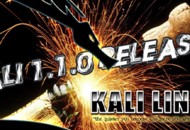 Kali Linux 1.1.0 Released! Download Now