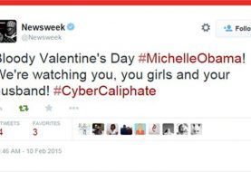 Newsweek Twitter account hacked by Pro-ISIS hackers