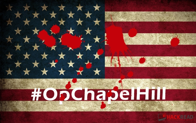 #OpChapelHill: Hackers Deface Military Boarding School Website