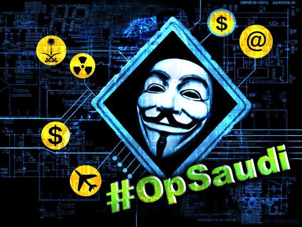 """OpSaudi: Hackers Shutdown Saudi """"Arab National Bank"""" website"""