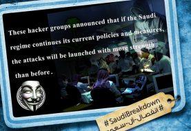 OpSaudi: Hackers Shutdown Saudi Bank Website