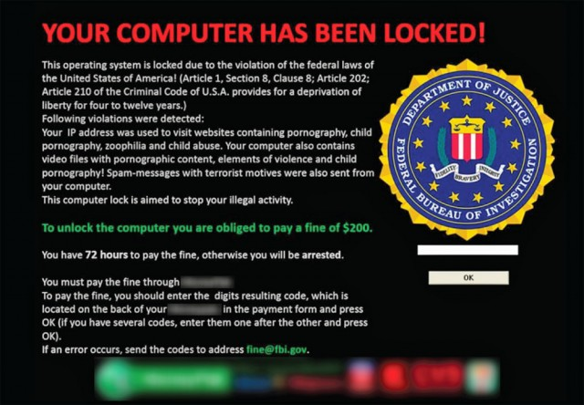 Ransomware: Cyber-hijacking Malware now has a new deadly face