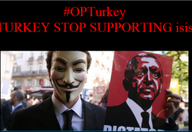 """Stop Supporting ISIS'': Anonymous Kurdistan Hacks Turkish Govt. Websites"