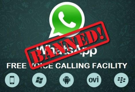 After Banning VPN, UAE Blocks Free WhatsApp Voice Call Feature