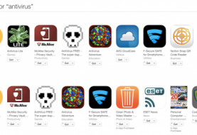 Apple removes antivirus apps from iOS App Store
