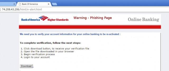 bank-of-america-phishing-link-stealing-customers-personal-data