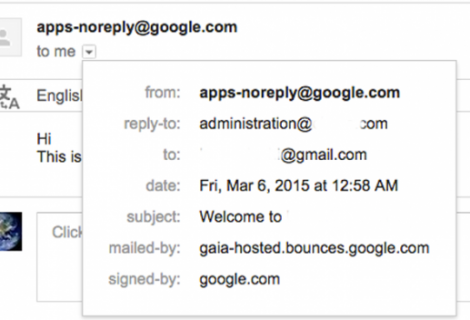 Cybercriminals Abusing Vulnerability in Google Apps to Send Phishing Emails