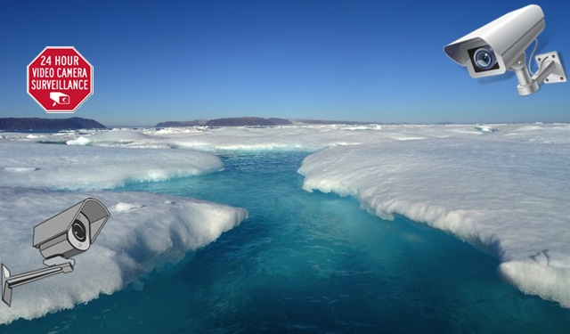 DARPA wants to use Unmanned Surveillance system to monitor The Arctic