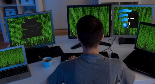 From Hacker to a Spy: What happens when a hacker is misunderstood for a spy